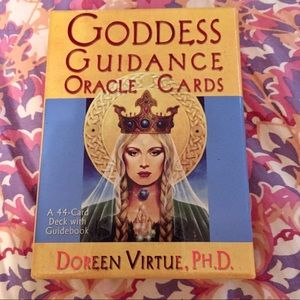 Goddess Guidance Oracle Cards - Doreen Virtue , 44